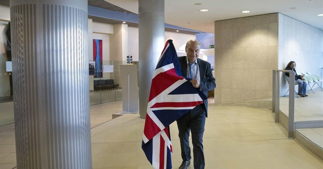 Finally Britain kicks off Brexit negotiations with EU